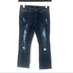 Joes jeans kids - distressed size 8
